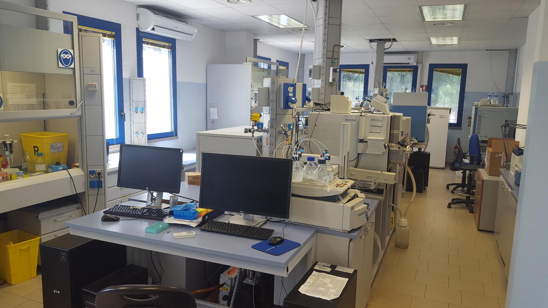manutenzione impianti climatizzazione laboratori analisi